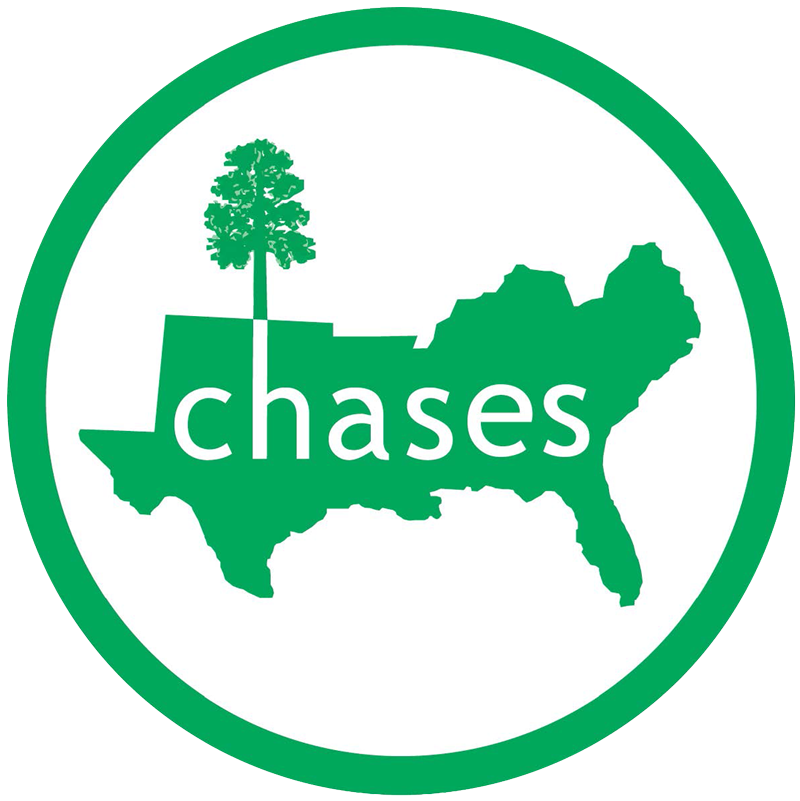 Logo for CHASES, The Center for the History of Agriculture, Science, and the Environment of the South
